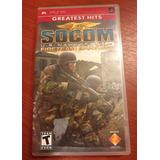 Socom Us Navy Seals Fireteam Bravo 2 Greatest Hits Psp
