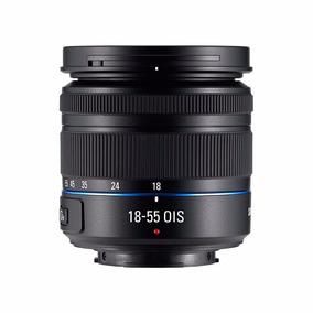 Lente Samsung Nx Series 18-55mm F3.5 Nx300 Nx500 Color Negro