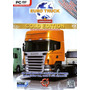 Euro Truck Simulator Gold Edition Pt-br Pc Mídia Física