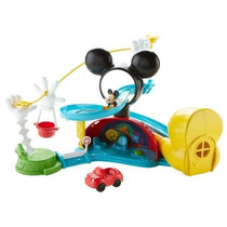 Pista De Deslizamiento Disney Mickey Mouse Fisher Price Nb