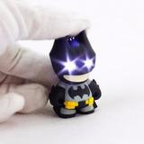 Llavero De Batman Figura Con Luz En Los Ojos -envio Gratis-
