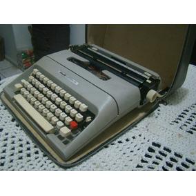Máquina Escrever Olivetti Lettera 35 -p/conserto, Decoração