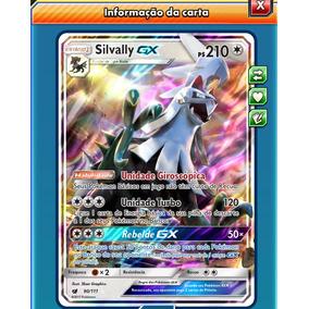 Silvally Gx - Pokemon Tcg Online