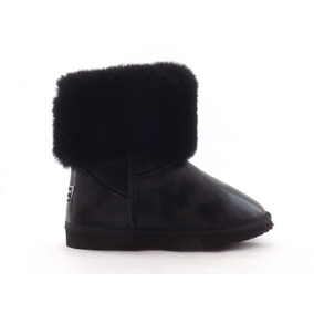 Botas Pantubotas Dama Mujer Hush Puppies Midi Fur Hot Sale