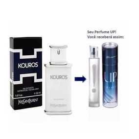 Perfume Up 50 Ml Masculino Novo E Lacrado Kit Com 6