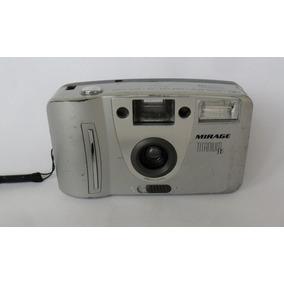 Máquina Câmera Fotográfica Antiga Mirage Titanium Se Cole