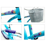 Bicicleta Gribom Rod 26 Dama Urbana - Pacman