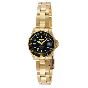 Reloj Invicta 8943 Pro Diver Collection Gold-tone Para Mujer 745922d28e6a