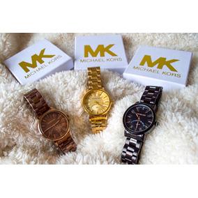 9bc08af2f Relogio Michael Kors Mk3676 - Relógios De Pulso no Mercado Livre Brasil
