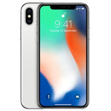 Apple Iphone X 256gb Face Id Oled Silver Entrega Inmediata
