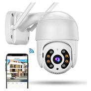Camera De Segurança Smart Ip Icsee Mini Dome Full Hd