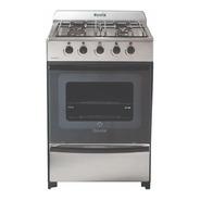 Cocina Escorial Master Inox Multigas 56 Cm Lhconfort