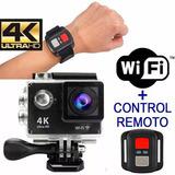 Cámara Deportiva Moto 4k Hd 1080p Wifi+control+ Envio Gratis