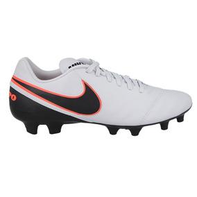 588d0b8515 Chuteira De Campo Nike Tiempo Genio Leather Fg Couro - Chuteiras ...