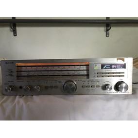 Receiver Sony Am Fm Stereo Str 434 Bs