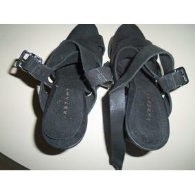 Zuecos Negros Ricky Sarkany - Zapatos de Mujer Negro en Mercado ... 188392f3801