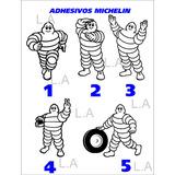 Adhesivos Michelin ( Valor Individual, No Es Un Set)