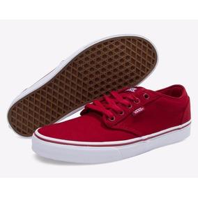 Zapatos rojos Vans Atwood para hombre p2K8ahaY