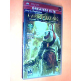 God Of War Chains Of Olympus - Psp - Completo - Ojh