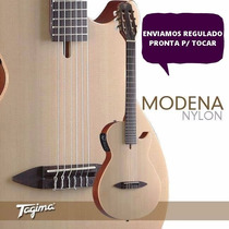 Violao Tagima Modena Steel Natural nylon (enviamos Regulado)