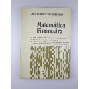 livro matematica financeira jose dutra oliveira sobrinho