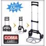Carros De Aluminio Pleglables Capacidad 65 Kg - Cobra Cart.