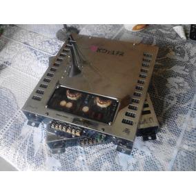 Amplificador Marca Koiiler 1000 Watts 2 Canales