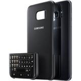 Funda Teclado Samsung Galaxy S7 Edge Keyboard Cover Original