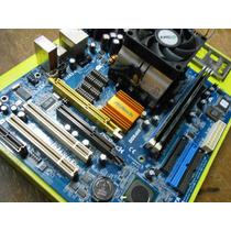 Motherboard Asrock K8upgrade-vm800 Socket 754 + Micro + Cool