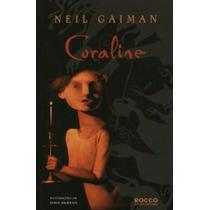 Livro Coraline - Neil Gaiman