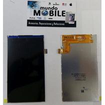 Lcd Pantalla Display Lanix Ilium X510 Nuevo!!! Mundo Mobile