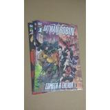 Lote Batman E Robin Eternos - Ed. 1, 2 E 3