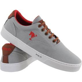 Tenis Sapatenis Polo Bra Masculino Sapato Tamanhos Grandes