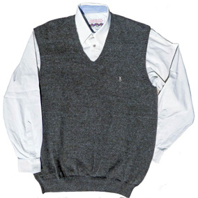 Chaleco Sweater Escote En V Bremer 20 % Off Antes $ 449