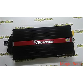 Modulo Roadstar Rs4800nx X-filter 1
