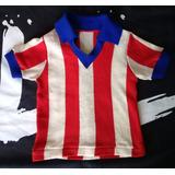 Jersey Club Deportivo Guadalajara Antigua, Para Niño Acrilan