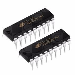 Encoder Y Decoder (el Par) Ht12e Ht12d Rf Pc Arduino Pic