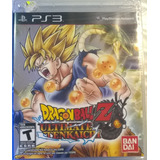 Ps3s Dragon Ball Ultimate Tenkaichi Físico