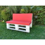 Sillones De Palets Hogar Muebles Y Jardin En Mercado Libre Argentina - Sillon-palets-madera