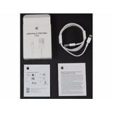 Cabo Original Carregador Dados Ipad Iphone 5 6 7 Lacrados