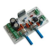Modulo Amplificador 2.1 11+11+38 Watts C/vol - Audioproject