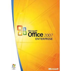 Pacote Office 2007 Original + Serial 25 Dígitos