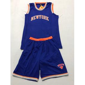 Uniforme Baloncesto Newyork