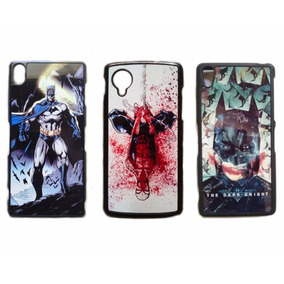Protectores Super Heroes Batman Ironman Avengers Spiderman