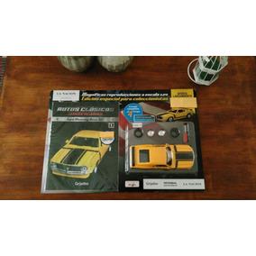Colección Nacion Autos Americanos Mustang N 1 Para Armar