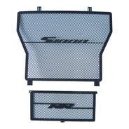 Tela Protetora De Radiador Bmw S1000rr S1000r