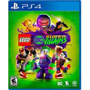 Lego Dc Super-villanos (ps4) Fisico/ Mipowerdestiny