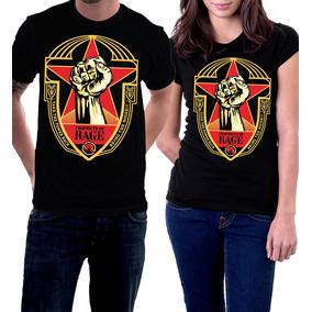 Camiseta Prophets Of Rage Rage Against The Machine