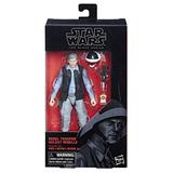 Figura Rebel Flett Trooper 6 Pulgadas The Black Series Star