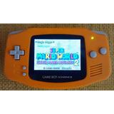 Gameboy Advance Retroiluminadas Pantalla Sp-101 Nuevas!!!